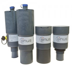 Battery powered ultrasonic sensors - LNU by Ijinus