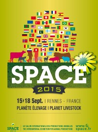 Logo SPACE 2015