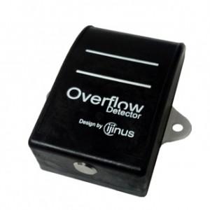 Autonomous overflow detector