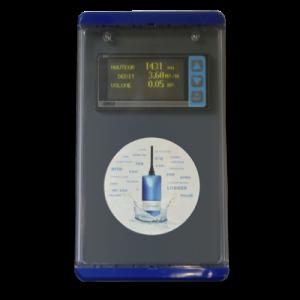 Afficheur portable pour capteur et enregistreur Ijinus