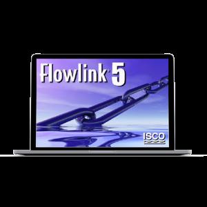 Logiciel Flowlink -Teledyne Isco