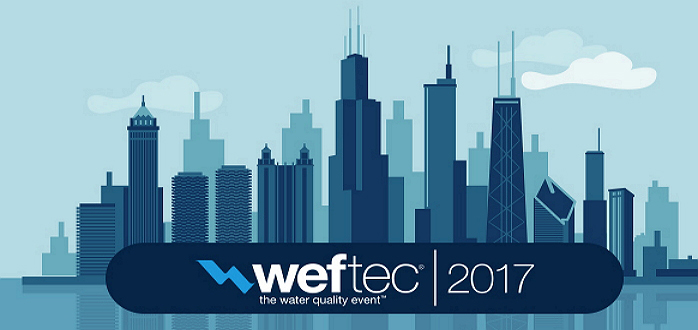 Salon Weftec 2017 Chicago
