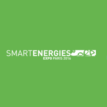 Badge Smart Energies 2016
