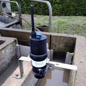 Capteur de niveau LNU06V3 sur canal
