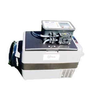 Portable automatic water sampler ISCO-IJINUS