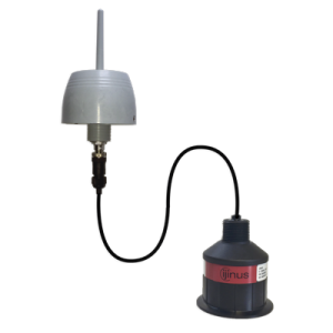 Capteur pour silo- sonde de niveau volume