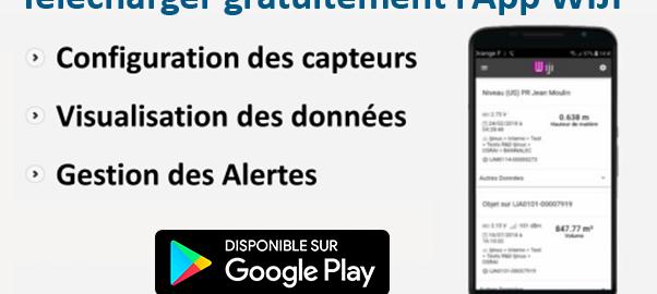 Telecharger l'App WIJI