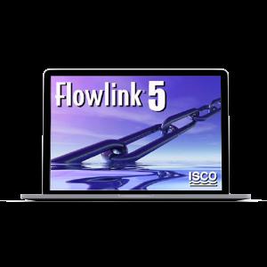 Logiciel Teledyne ISCO Flowlink