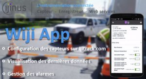 Nouvelle App Android Wiji -Ijinus