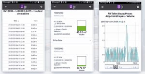 Captures d'écrans Wiji App