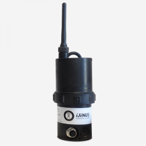 Compact battery powered logger GPRS