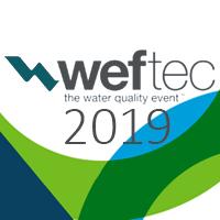 Weftec 2019 logo - Chicago