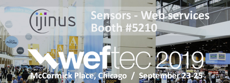 Weftec 2019 Chicago - Ijinus /></span></h5> <div style=