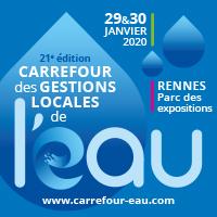 Carrefour de l'eau 2020 - Ijinus Hall 5 Stand 49