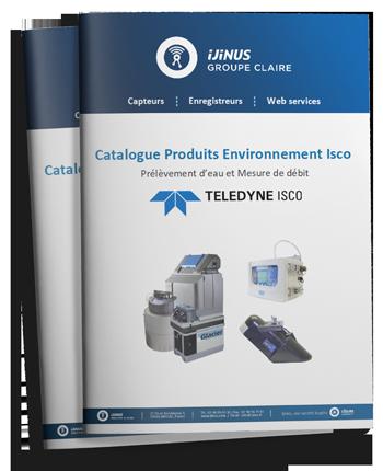 Catalogue produits Teledyne ISCO