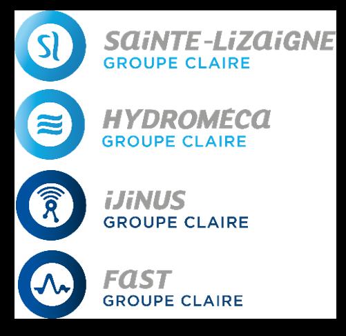 Ijinus et entreprises du Groupe Claire