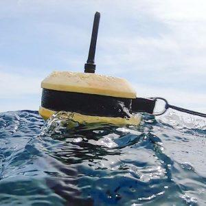 Bouée de qualité d'eau Banv3-3G