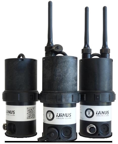 Wireless data loggers HF/3G Ijinus LOG V3