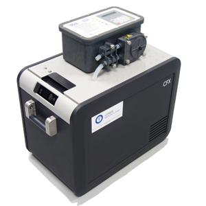 Échantillonneur portable composite réfrigéré 3710 TR avec suivi de température par App