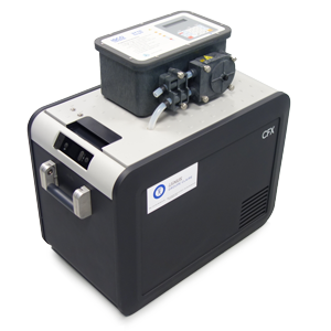 Portable automatic water sampler ISCO-IJINUS