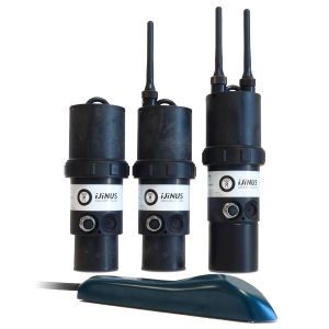 UB-V sensor is compatible with ijinus loggers and LNU06V3