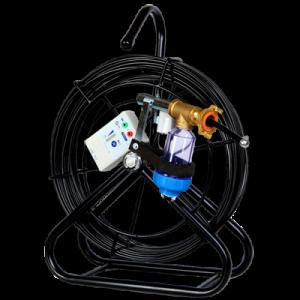 Aiguille de traçage PipeMic Flex équipée d'un hydrophone