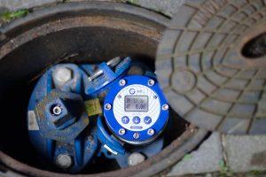 Capteur pression eau potable Drulo III