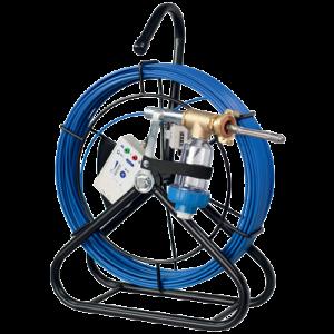 Aiguille de traçage PipeMic M équipée d'un hydrophone pour une détection rapide des fuites d'eau