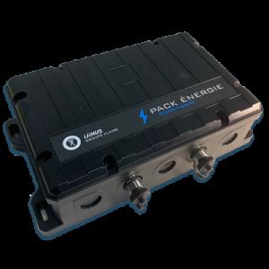 Pack énergie 10.8V / 102Ah pour LOGV3