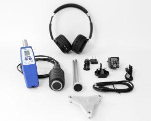 Géophone acoustique Bluetooth AQUA M60