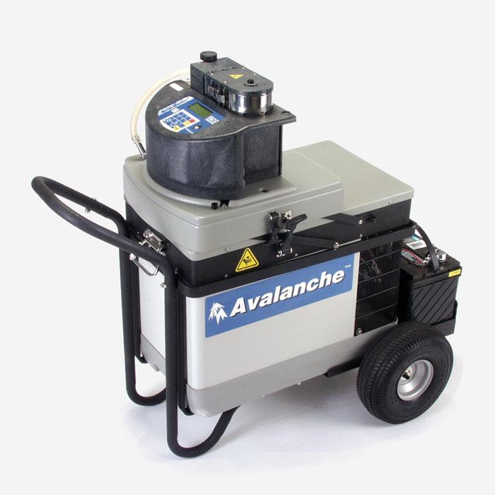 Préleveur automatique d'eau tout terrain Isco Avalanche