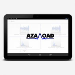 Logiciel AZA-OAD installé - Fast groupe Claire