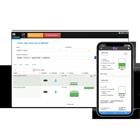Supervision web et App des données des capteurs